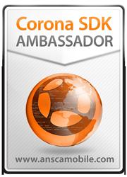 Corona Ambassador badge