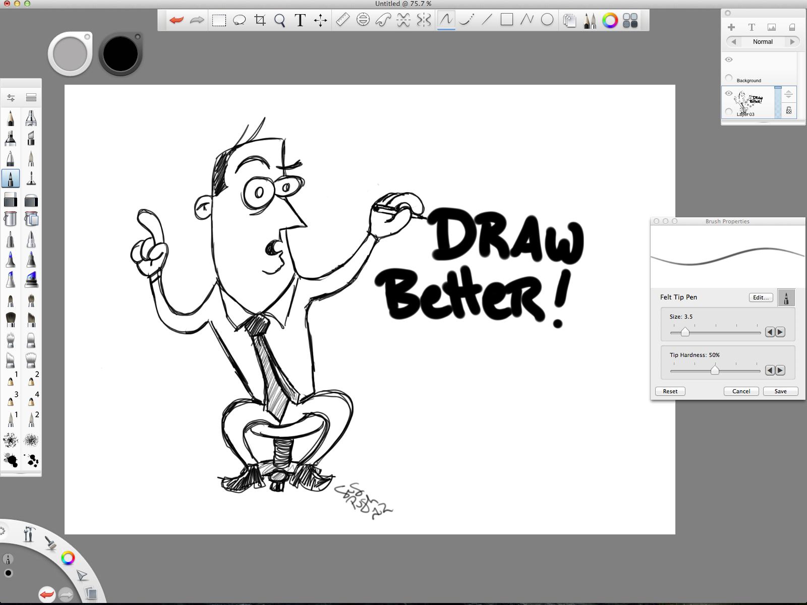sketchbook pro 6 | GP Animations – Mobile App Blog