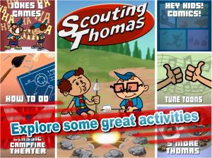 Scouting Thomas