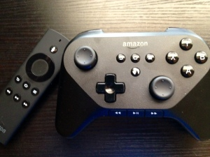 Amazon Fire TV Remote and Game Controller