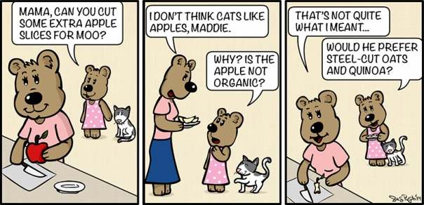 Maddie Bear Comic #1 Copyright 2014 Greg Pugh - GP Animations